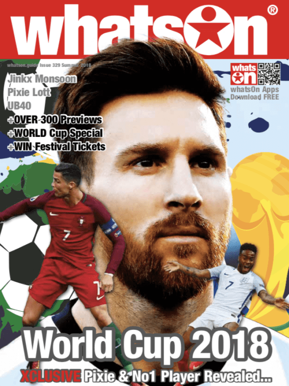 WhatsOn World Cup Special 2018